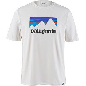 Patagonia Cap Cool Daily Graphic - T-shirt manches courtes Homme - blanc